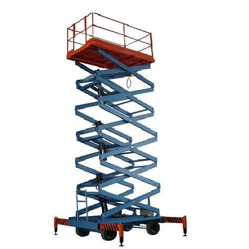 thang nâng người 1 tấn lên cao 9000mm