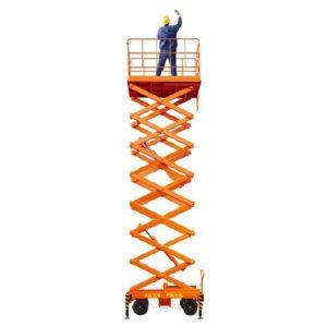 thang nâng người lên cao 6m giá rẻ