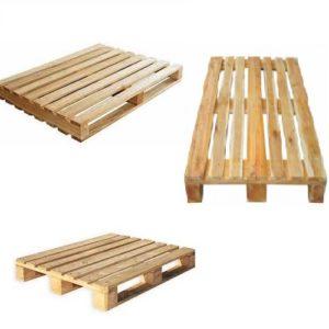 pallet gỗ không thanh ngang