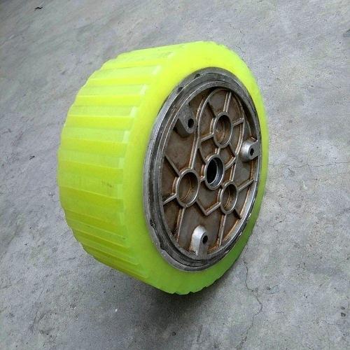 Nhận đắp bánh xe nâng PU/ đắp rulo PU giá rẻ