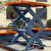 Bàn nâng điện 2 tấn cao 3m giá rẻ tại HCM - Đồng Nai - Bình Dương