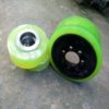Bọc bánh xe nâng điện PU giá rẻ tại HCM