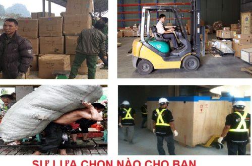 Giải pháp nâng đỡ hàng hóa với khả năng làm việc tốt nhất