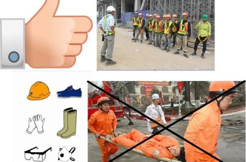 Tai nạn lao động nhưng điều cần tránh