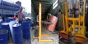 Vận chuyển thùng phuy an toàn